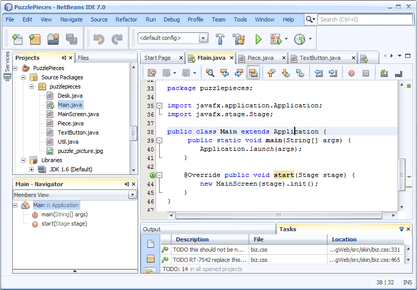 Synthetica NetBeans Plugin SkyMetallic