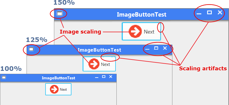 Swing UI-Scaling